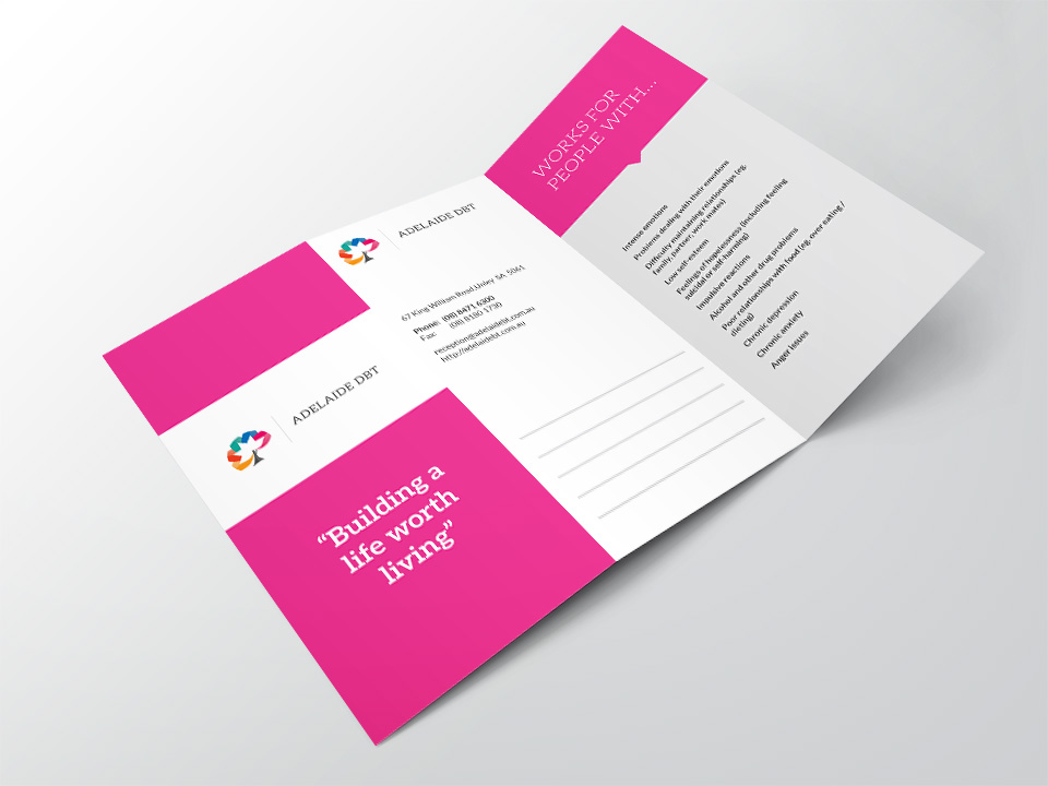 Adelaide DBT Brochure
