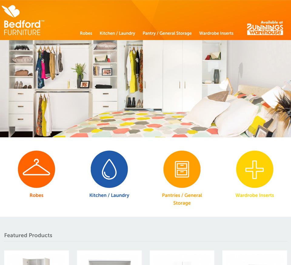Bedford  Furniture Homepage